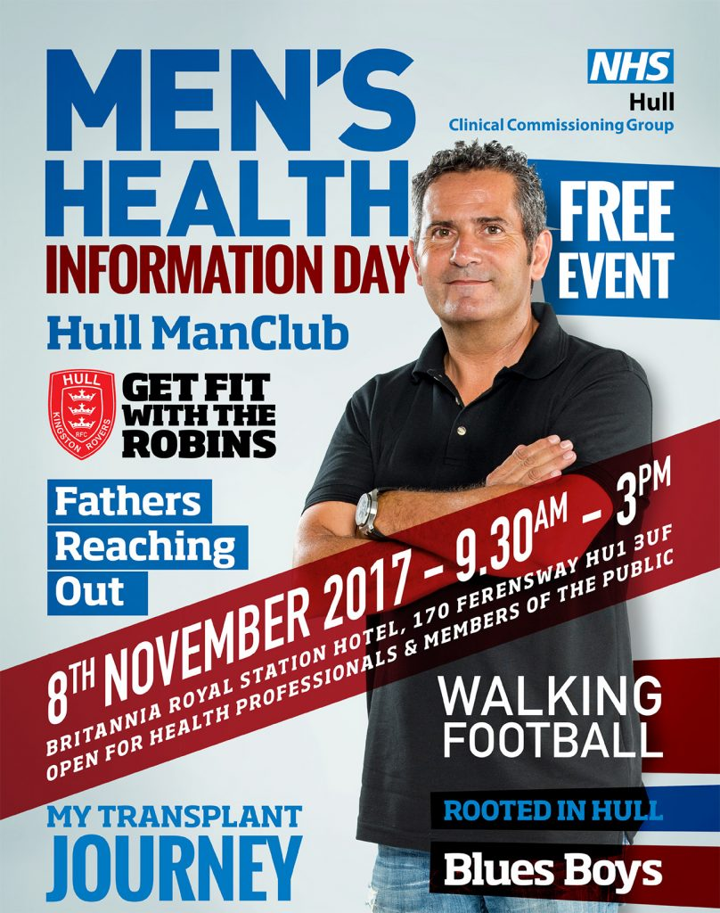 Mens Health Information Day