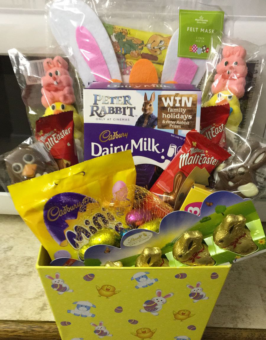 Easter Egg Hamper